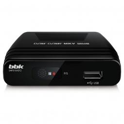 фото ТВ-тюнер BBK SMP016HDT2. Цвет: черный