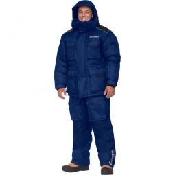 Купить Костюм для снегохода и рыбалки NOVA TOUR «Буран v.2». Цвет: синий