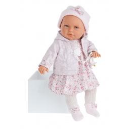 фото Кукла интерактивная Munecas Antonio Juan «Кончита в розовой куртке»