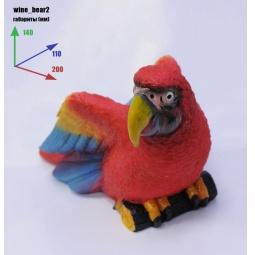 Купить Подставка для вина Drivemotion «Попугай»