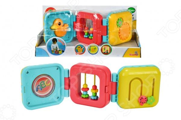 фото Игрушка развивающая Simba «Кубик-трансформер», Другие развивающие игрушки и игры