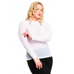 фото Водолазка Mondigo XL 8530. Цвет: белый. Размер одежды: 48