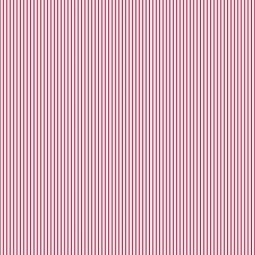 фото Отрез ткани Tilda Мелкие полосочки. Цвет: красный