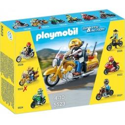 фото Конструктор игровой Playmobil «Коллекция мотоциклов: Крейсерский мотоцикл»