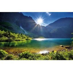 Купить Пазл 1000 элементов Trefl «Озеро Морское око»