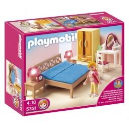 фото Набор игровой для девочки Playmobil «Кукольный дом: Спальная комната родителей»