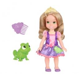 фото Кукла с питомцем Disney «Малышка Рапунцель»