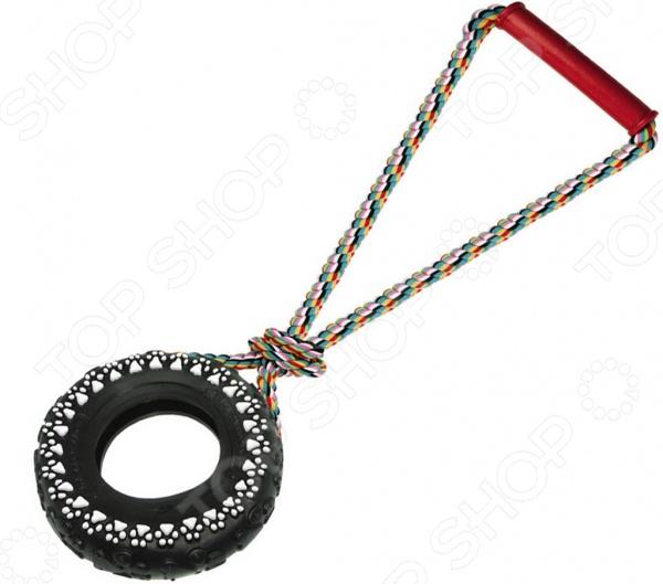Игрушка для собак DEZZIE «Шина» игрушка для собак dezzie коричневый дракон