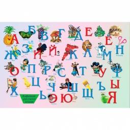 Купить Настольное покрытие Бюрократ BDM2102 «Алфавит»