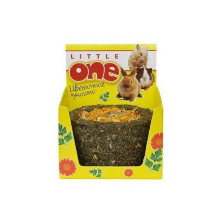 Купить Лакомство для грызунов Little One «Цветочное лукошко»