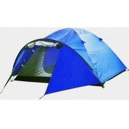 фото Палатка 3-х местная Greenwood Target 3. Цвет: голубой, синий