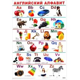 Купить Английский алфавит