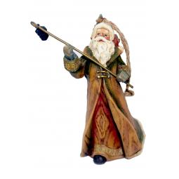 фото Елочное украшение-подвеска Crystal Deco «Санта» 1707788
