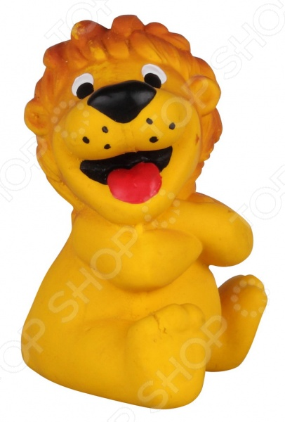 Игрушка для собак DEZZIE «Лев» 5620110 игрушка для собак dezzie кроссовок