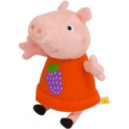 фото Мягкая игрушка Росмэн «Пеппа с виноградом»