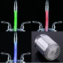 Купить Насадка на кран светодиодная Bradex «Палитра»