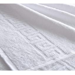 фото Полотенце махровое Asgabat Dokma Toplumy. Размер: 40х70 см. Цвет: белый