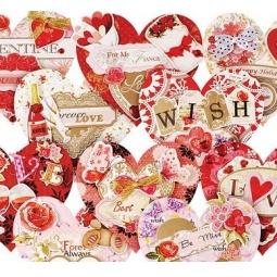 Купить Набор для создания 10-ти открыток Белоснежка «Влюблённые»