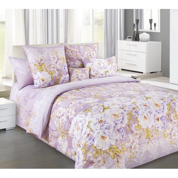 фото Комплект постельного белья Королевское Искушение «Шиповник-3». 2-спальный