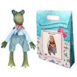 Купить Подарочный набор для изготовления текстильной игрушки Кустарь «Жак»