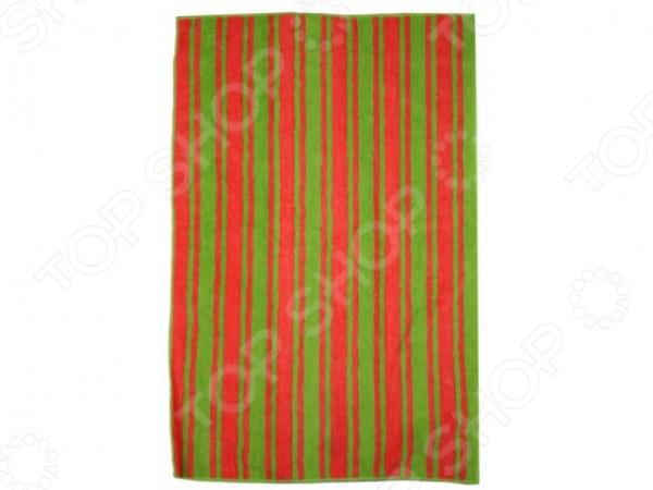 Салфетка чистящая с абразивным покрытием Rainbow home «Разноцветная полоска»