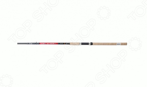 Удилище фидерное с пробковой ручкой Atemi Classix Feeder Heavy удилище фидерное mikado ultraviolet heavy feeder 390 до 120гр карбон mx 9