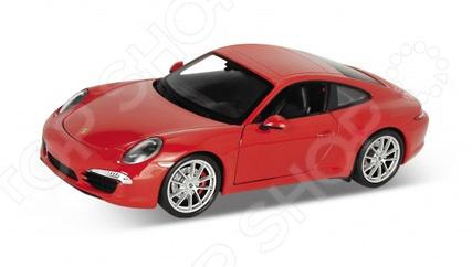 Модель автомобиля 1:24 Welly Porsche 911. В ассортименте