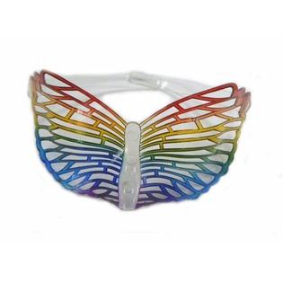 Купить Очки карнавальные Феникс-Презент 34303 «Бабочка»
