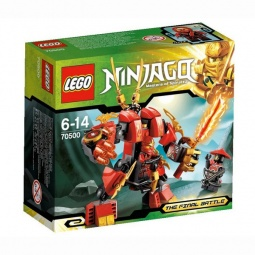 фото Конструктор LEGO Огненный робот Кая