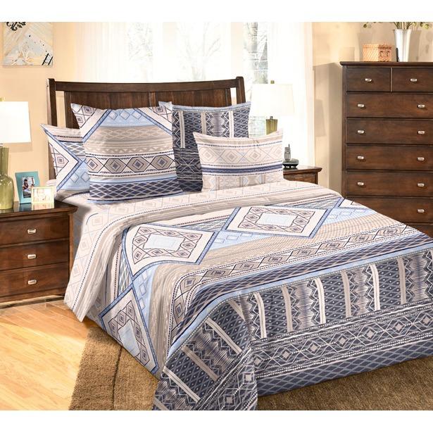фото Комплект постельного белья Белиссимо «Финляндия». 2-спальный. Размер простыни: 220х195 см