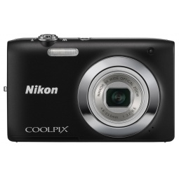 фото Фотокамера цифровая Nikon CoolPix S2600. Цвет: черный. Рисунок: нет