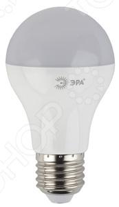 Лампа светодиодная Эра A65 - прекрасный альтернативный источник освещения, который способен эффективно заменить всем привычные лампы накаливания. Она представляет собой осветительный элемент с рефлекторной колбой с цоколем Е27. Лампа излучает мягкий теплый свет, который не режет глаза, поэтому она прекрасно походит для использования в светильниках, люстрах, торшерах. За счет использования светодиодов срок службы увеличен почти в 30 раз - до 30000 часов. Лампа безопасная, не токсична и отличается низким уровнем энергопотребления.