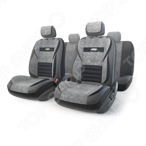 Набор чехлов для сидений Autoprofi MLT-1105GV Multi Comfort комплект чехлов на весь салон autoprofi gobelen gob 1105 grey line m