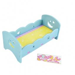 Купить Кроватка для кукол Shantou Gepai сборная 628469