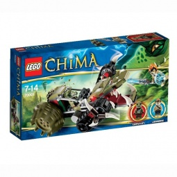 фото Конструктор LEGO Потрошитель Кроули