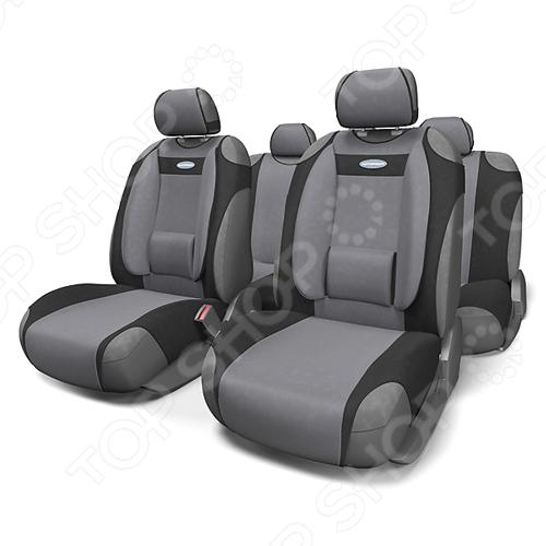 Набор чехлов-маек для сидений Autoprofi COM-905T