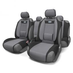Купить Набор чехлов-маек для сидений Autoprofi COM-905T