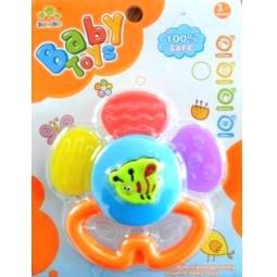 фото Погремушка Baby Toys «Цветочек» 1716978