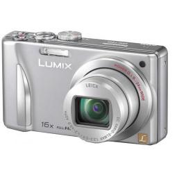 фото Фотокамера цифровая Panasonic Lumix DMC-TZ25. Цвет: серебристый
