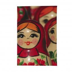 фото Обложка для автодокументов Mitya Veselkov «Матрешки»