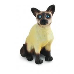фото Фигурка Collecta «Кот сиамский сидячий»