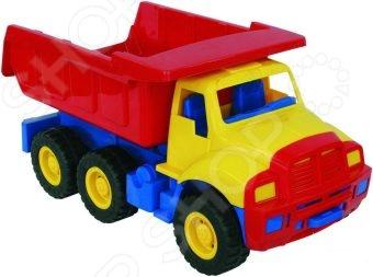 Самосвал игрушечный Нордпласт «Мишка» 06170 feron 06170
