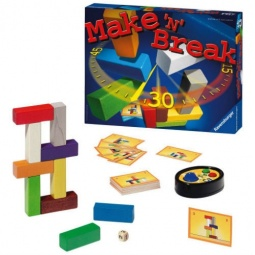 фото Настольная игра Ravensburger Make & Break Light