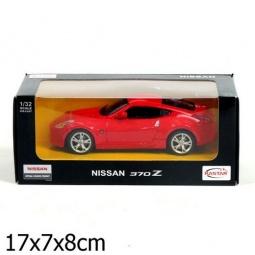 Купить Машинка 1:32 Rastar Nissan 370Z. В ассортименте