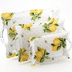 Купить Набор подносов Mayer&Boch MB-3238 «Лимон»