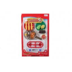 фото Игровой набор для девочки PlaySmart «Веселый поваренок» Р41451