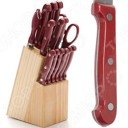 Набор ножей Mayer&Boch MB-24253 набор кухонных ножей bohmann на подставке 7 предметов