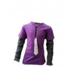 Купить Лонгслив детский Warrior Poet Faux Sure T-Shirt