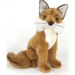 фото Мягкая игрушка Hansa «Лиса»