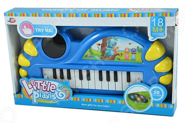 Пианино игрушечное Little Pianist 1717149. В ассортименте банкетку для пианино в новокузнецке
